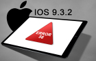 Az Apple visszavonta az iOS 9.3.2-es frissítést az iPad Pro modelleket érintően