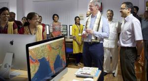 Kemény harc vár Indiában az Apple-re
