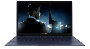 Bemutatkozott az új MacBook rivális, az Asus ZenBook 3