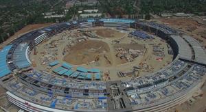 Júniusi dróntúra: egyre látványosabb a Campus 2