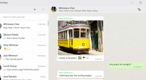 Mostantól OS X-en is elérhető a WhatsApp