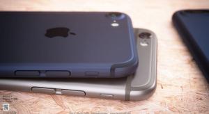 Gyönyörű koncepcióképeken a sötétkék iPhone 7