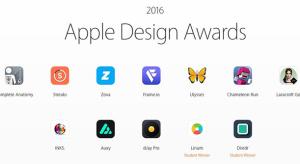 Apple Design Awards 2016 – íme az idei legjobb alkalmazások