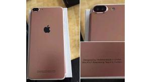 Kínában már kapható az első iPhone 7 klón