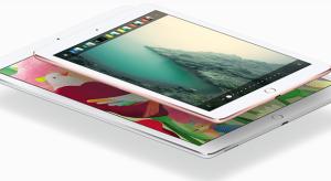 Ilyen különbségek vannak a 9,7 és a 12 colos iPad Pro modelljei között