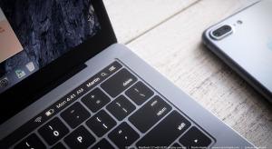 Gyönyörű koncepcióképek az OLED panellel szerelt MacBook Próról