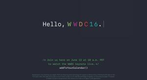 Élőben közvetíti a WWDC 16-ot az Apple