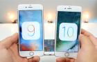 iOS 9.3.2 vs iOS 10 beta 2 – avagy mennyit javult a sebesség?