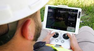 Drónok segítségével javítanak a néhol nehezen elérhető LTE kapcsolaton