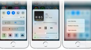 Négy dolog, amit igazán eltanulhatna az iOS-es Control Center az Androidtól