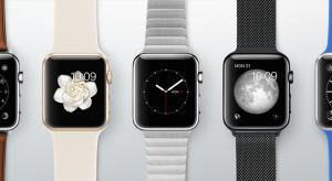 Az Apple miatt csökkent az okosórák piaca