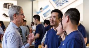 Meglehetősen rosszul teljesít Kínában az Apple