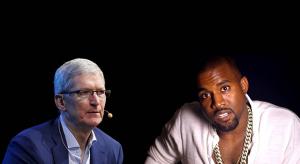 Kanye West szerint az Apple – Tidal párosa árt a zeneiparnak