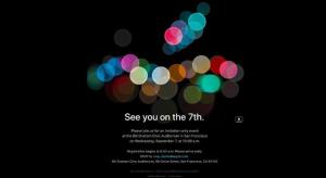 Most már hivatalos: szeptember 7-én lesz az iPhone 7 event