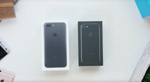 Megérkeztek az első iPhone 7 unboxing videók is