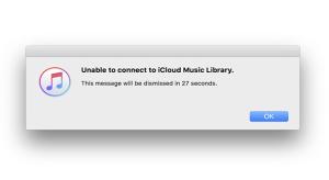 Hibára fut az iTunes 12.5.1-es verziója is