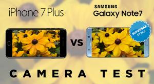 Így teljesítenek az iPhone 7 kamerái a Samsung csúcsmodelljeihez képest