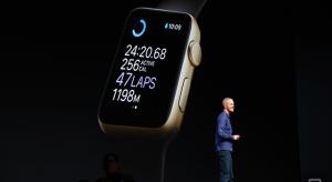 Bemutatkozott az Apple Watch Series 2!