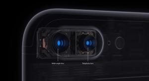 Eltérő méretűek az iPhone 7 Pluszban lévő szenzorok