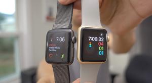 Épp olyan gyors az első generációs Apple Watch, mint a második