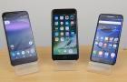 Akkumulátor töltési teszt: iPhone 7 Plus vs Google Pixel XL vs Galaxy S7