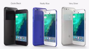 Bemutatkozott a Google új telefonja, a Pixel