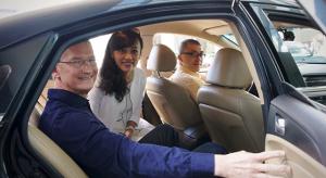 Egymilliárd dolláros helyet bérelt magának az Apple a kínai Uberben