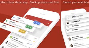 Megérkezett az újragondolt Gmail alkalmazás