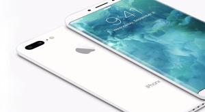 Teljesen hajlított, érintés-vezérelt OLED kijelzőt kap az iPhone 8