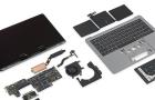 Az iFixit darabjaira szedte az új MacBook Prót