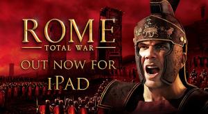 Újabb klasszikus játék jelent meg iPad-re, a Rome: Total War