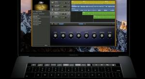 Csupán jövőre kap Touch Bar támogatást a Logic Pro X
