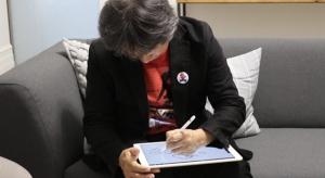 Így alkot Mario atyja egy iPad Prón az Apple Pencil segítségével