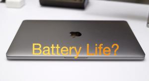 Mégsem annyira üzemidő bajnok az új MacBook Pro, mint ahogyan ígérik?!