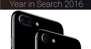 Az iPhone 7 volt a Google legkeresettebb tech kifejezése 2016-ban