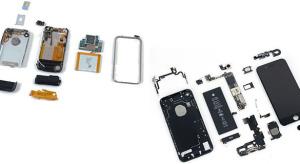 Sokat javult az iPhone szerelhetősége a kezdeti időkhöz képest
