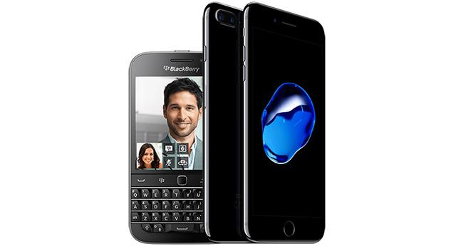 Szinte teljesen kinyírta az iPhone a BlackBerry-t