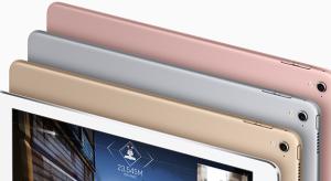 Csökkenés ellenére továbbra is kimagaslóan tartja első helyét az iPad