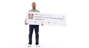 Új iPad Pro videósorozattal állt elő az Apple