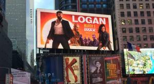 iPad Prón készült a Logan posztere