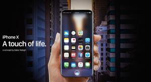 Ilyen egy igazán lenyűgöző, magyar iPhone 8 koncepció