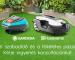 Robotfűnyíró: az okosotthon koncepció egyik elengedhetetlen kelléke!