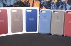 Videón az új Apple iPhone 7 bőr és szilikontokok