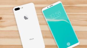 Ilyen a pletykák alapján készült iPhone 8 koncepció