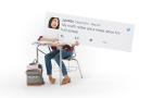 Újabb két Twitteres iPad Pro reklámmal állt elő az Apple