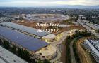 Megérkezett az eddigi leghangulatosabb drónfelvétel az Apple Park-ról