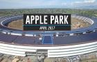 Így fest a nyitány előtt az Apple Park