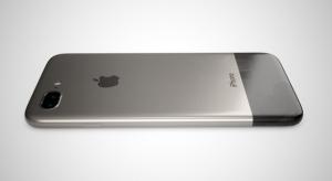 Kiváló retro iPhone X koncepció érkezett Martin Hajektől