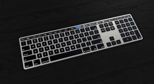 Érkezik a Touch Bar-ral szerelt Magic Keyboard?!