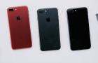 Nem igazán hozta a várva várt sikert a piros iPhone 7